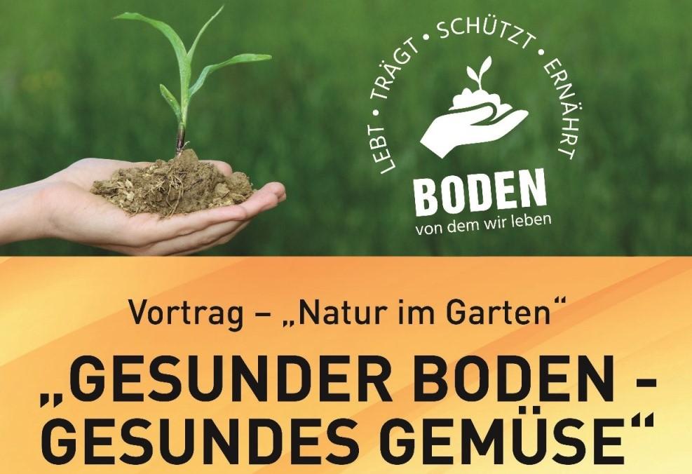 """""""Gesunder Boden – Gesundes Gemüse"""", 26.3.2019 in Eichkögl"""
