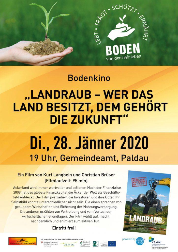 Bodenkino Landraub Paldau
