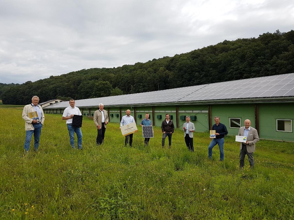 Sonnenstrom für Soja-Trocknung, Kleine Zeitung am 25.07.2020