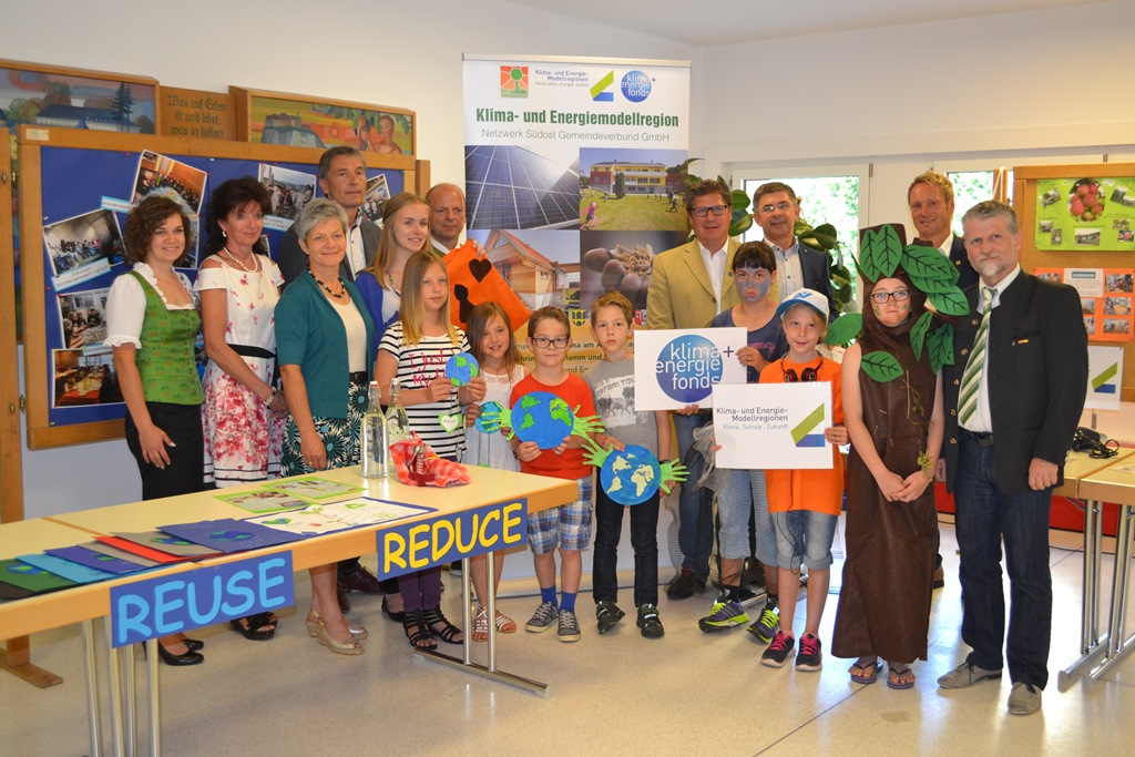 Schulen schreiben Nachhaltigkeit groß (20.6.2017)