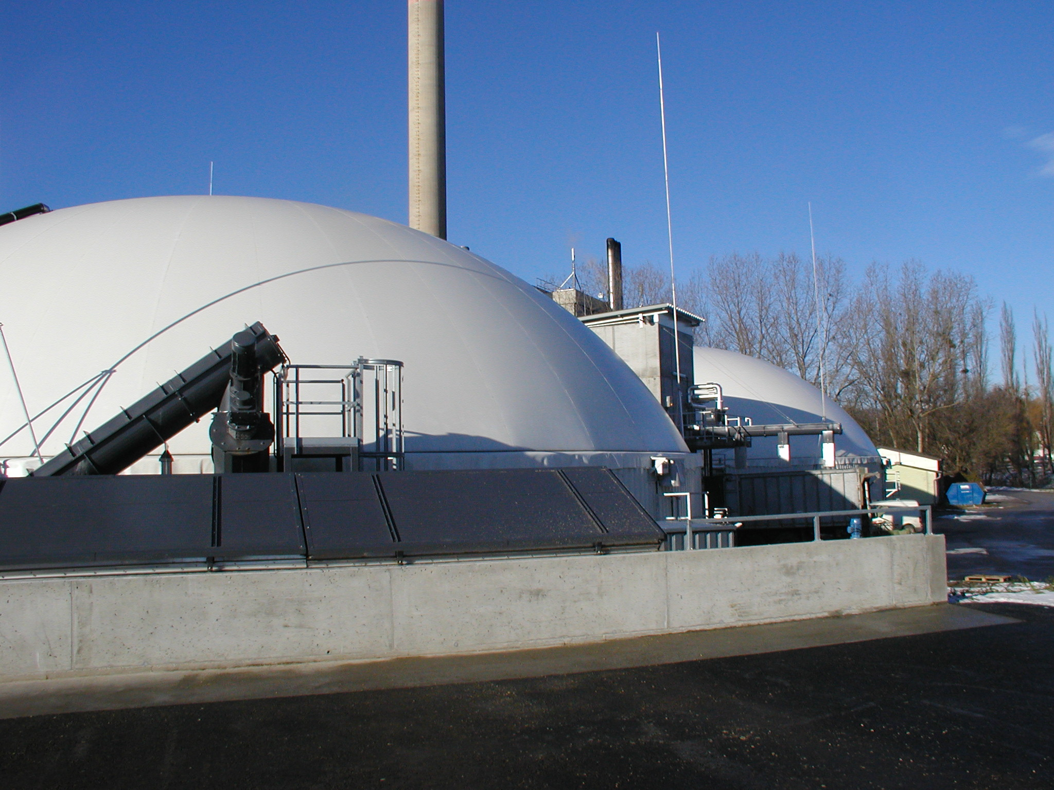 Neue Förderung für Biomethan-Aufbereitungsanlagen