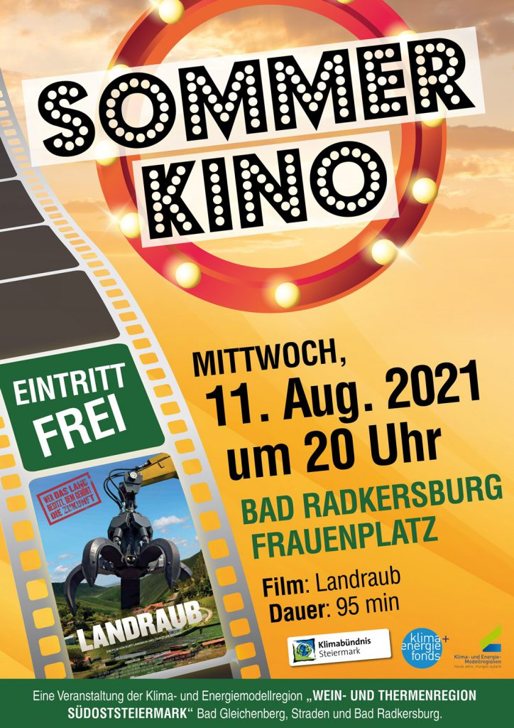 Sommerkino Bad Radkersburg