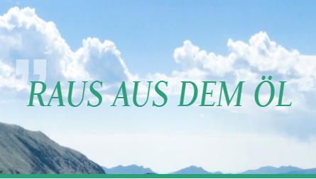 Wiederauflage von RAUS AUS DEM ÖL ab 23.9.2019
