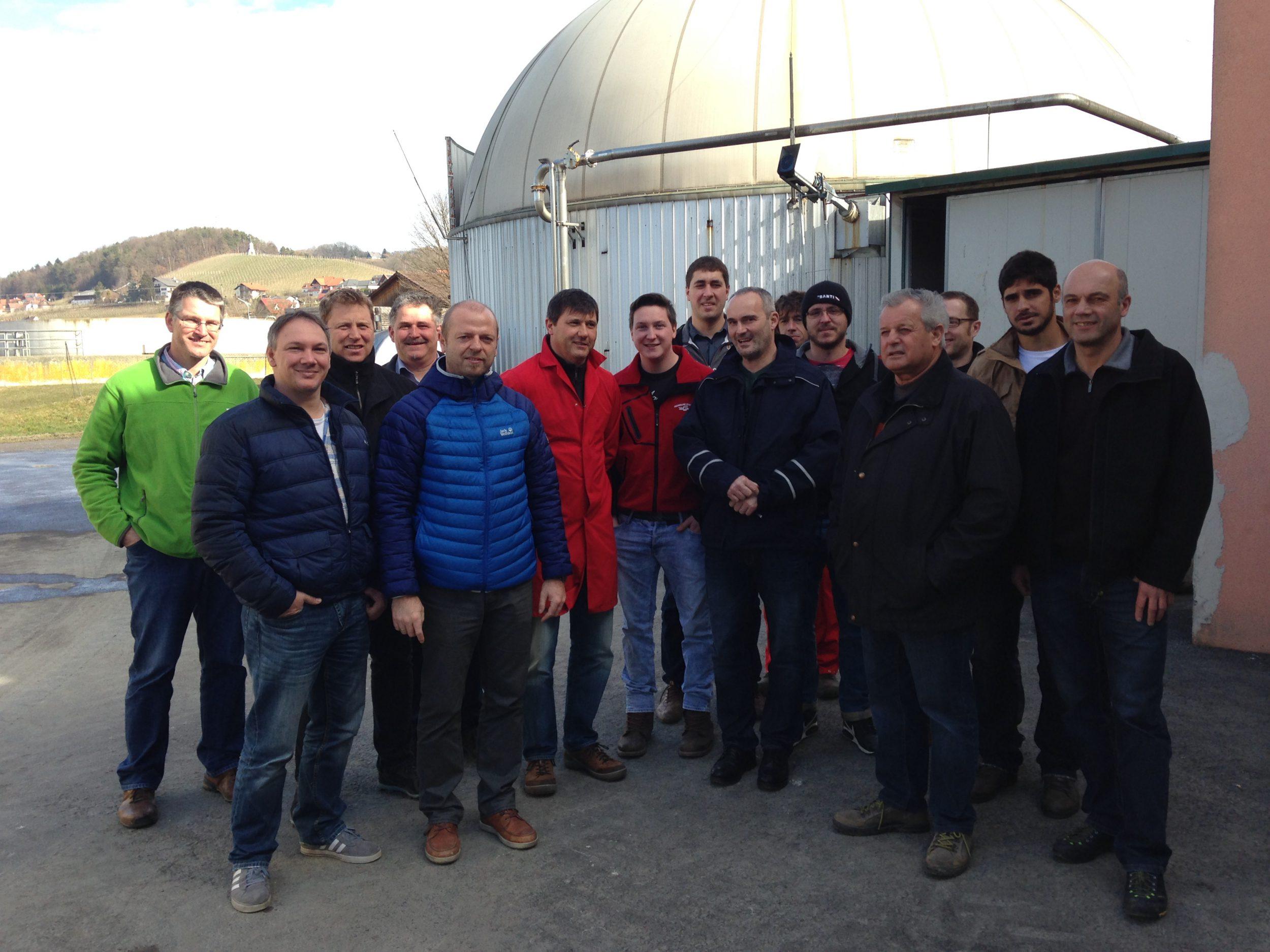 11. Ausbildungskurs für das Betriebspersonal von Biogasanlagen