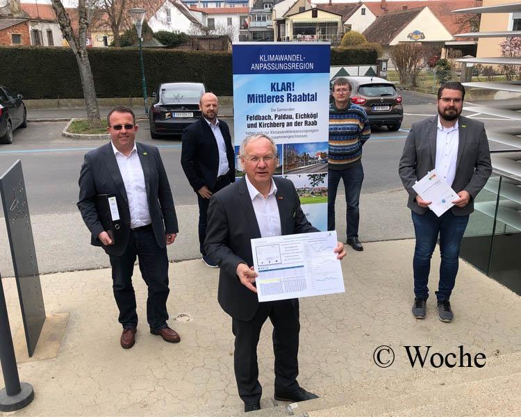 Energiemonitoringsystem Feldbach, Kleine Zeitung, 16.03.2021