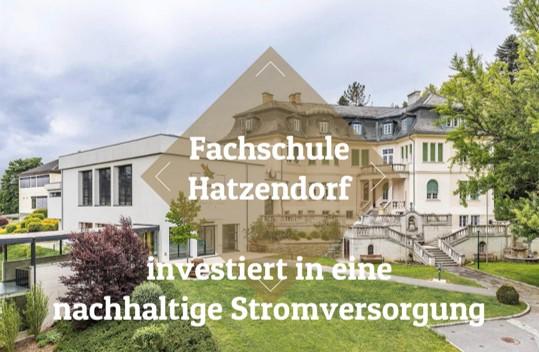 Video Photovoltaik Hatzendorf