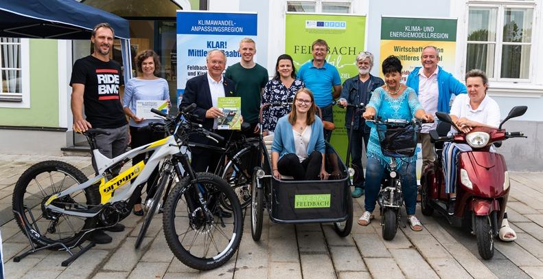 Mobilitätstag Gruppenfoto