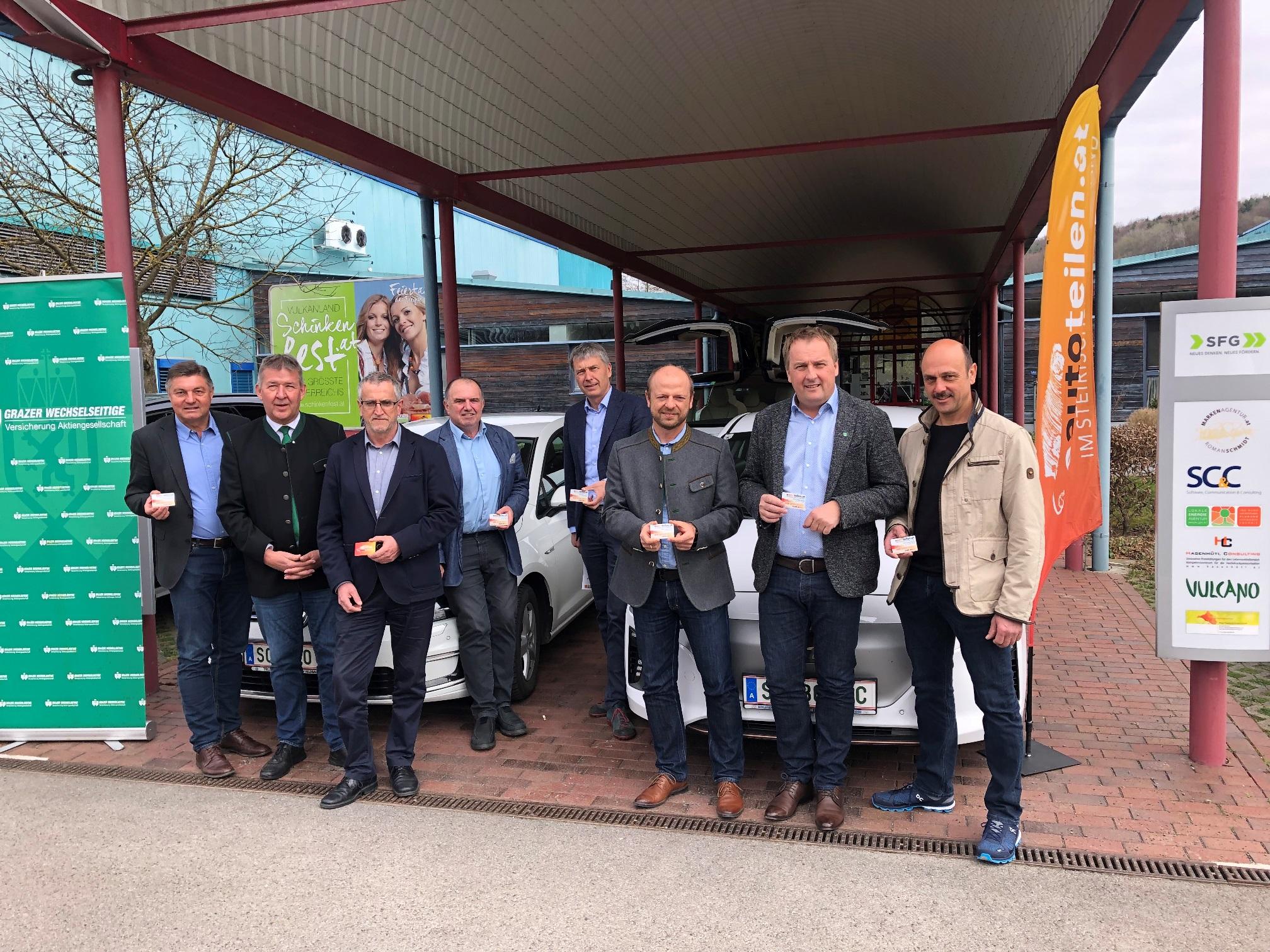 E-Autos testen für 20 Euro am Tag, Die Woche, 28.3.2019