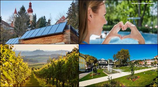 Klima- und Energiemodellregion Wein und Thermenregion Südoststeiermark