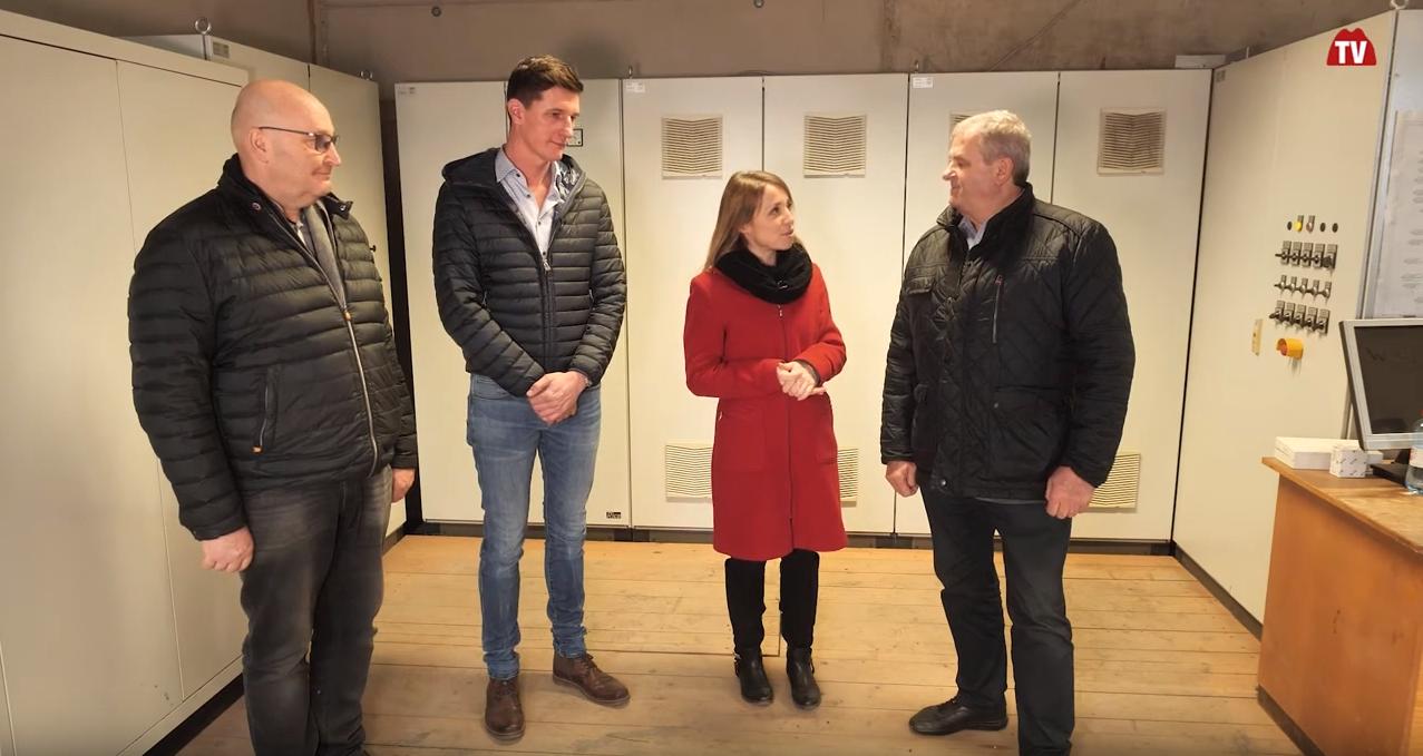 Voll Energie im Steirischen Vulkanland zu Gast bei der Biogasanlage Uidl und der Bioenergie in Bad Radkersburg