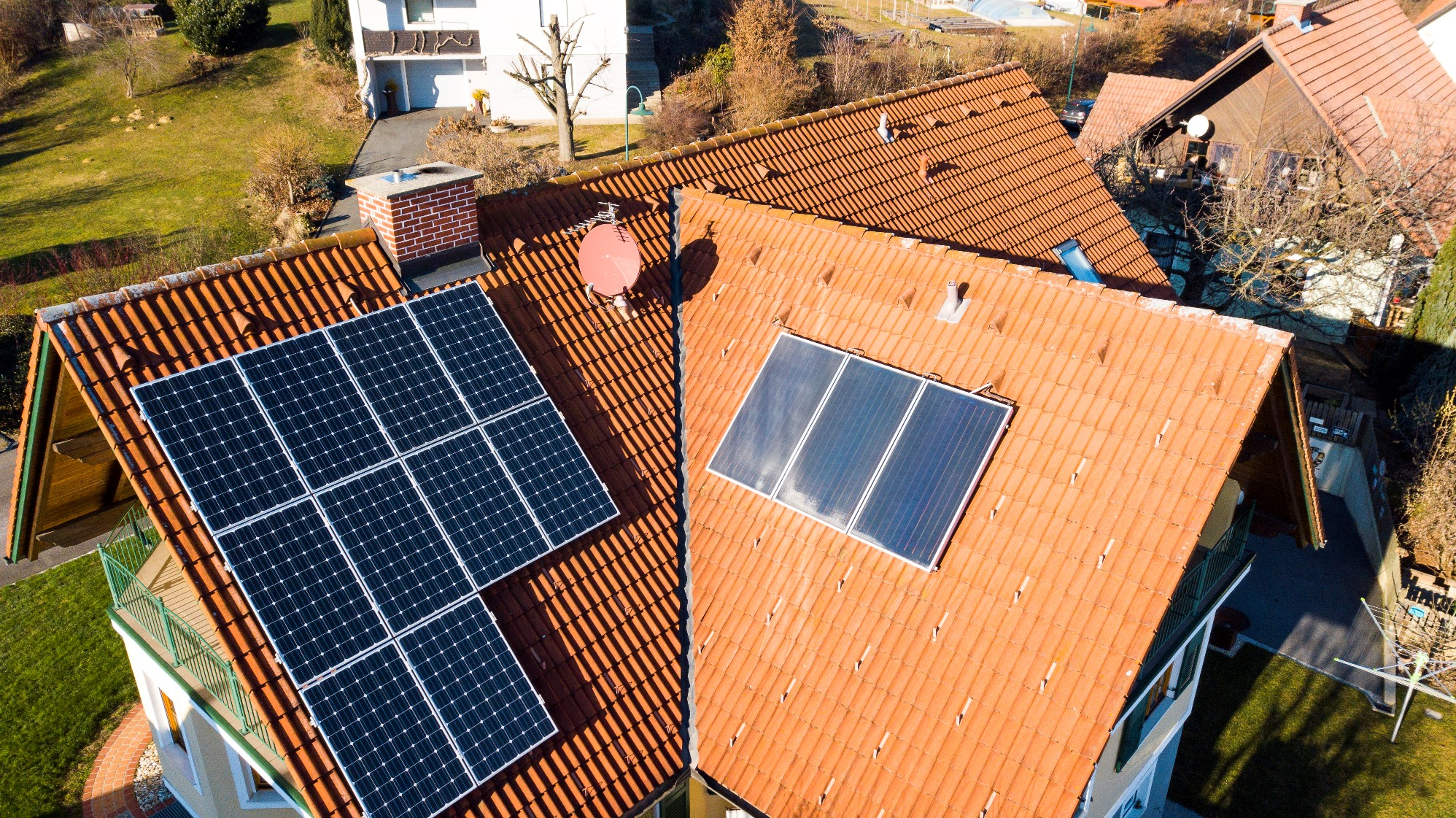 Photovoltaik oder thermische Solaranlage?