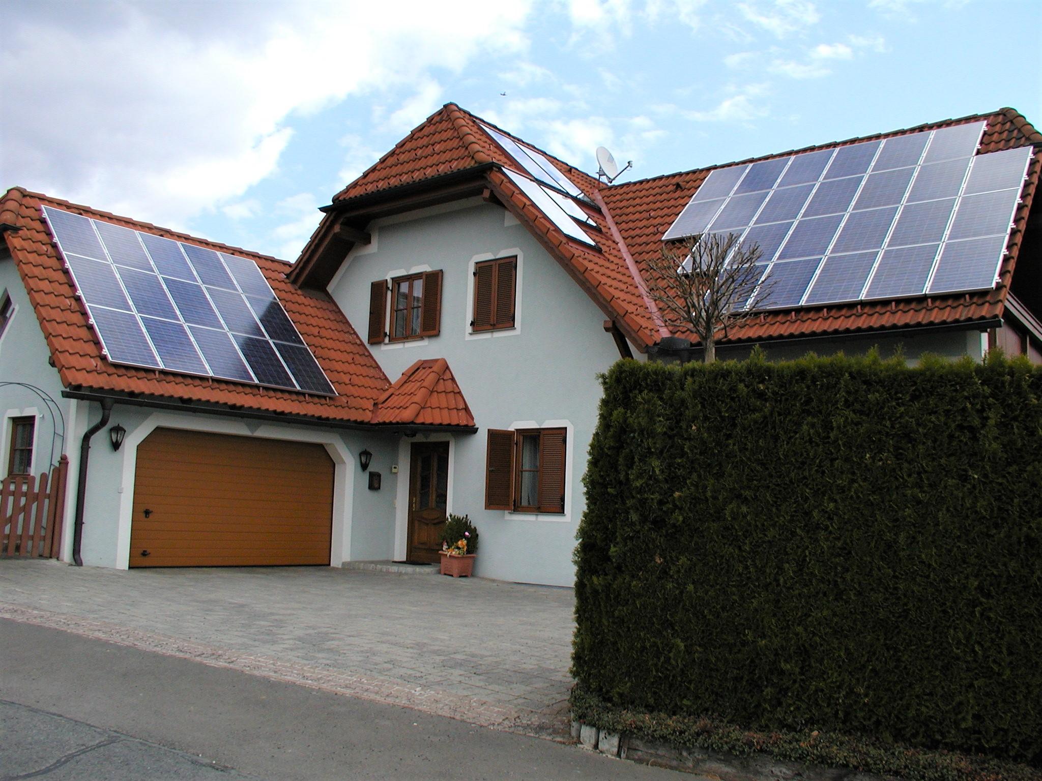 Photovoltaikförderungen