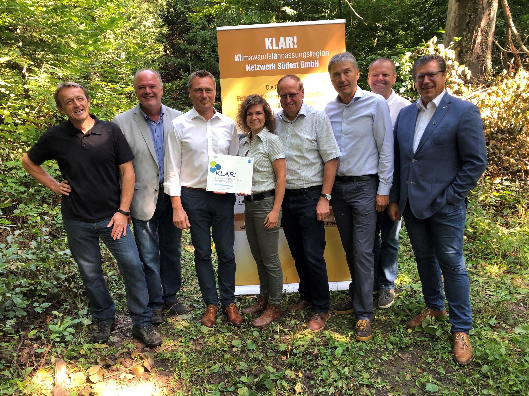Klimawandelanpassungsregion – KLAR! Netzwerk Südost GmbH