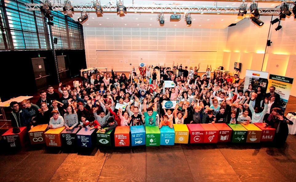 Klimaschulen-Abschlussveranstaltung, 6.6.2019, Zentrum Feldbach