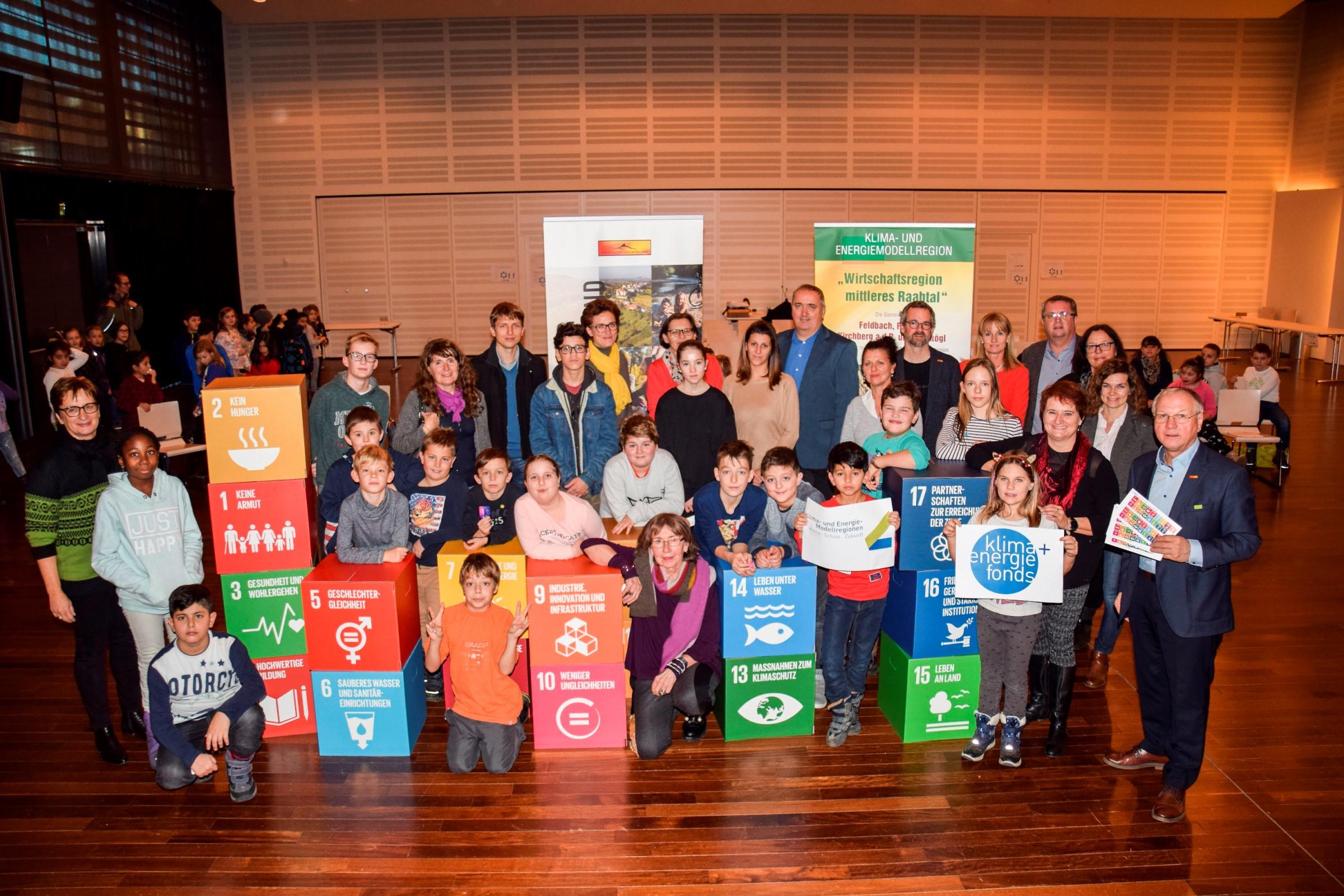 Feldbacher Schulen setzen verstärkt auf Nachhaltigkeit, Kleine Zeitung, 7.12.2018