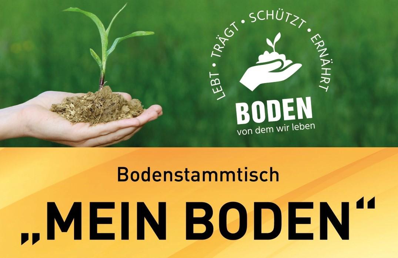 """Bodenstammtisch """"Mein Boden"""" am 23.01.2020 in Eichkögl"""