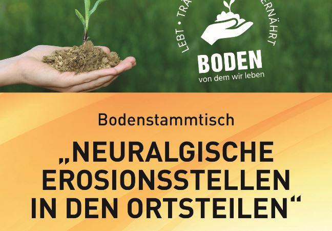 Neuralgische Erosionsstellen, 14.5.2019, Mühldorf