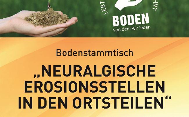 Neuralgische Erosionsstellen, 16.5.2019, Eichkögl