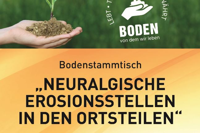 Neuralgische Erosionsstellen, 21.5.2019, Paldau