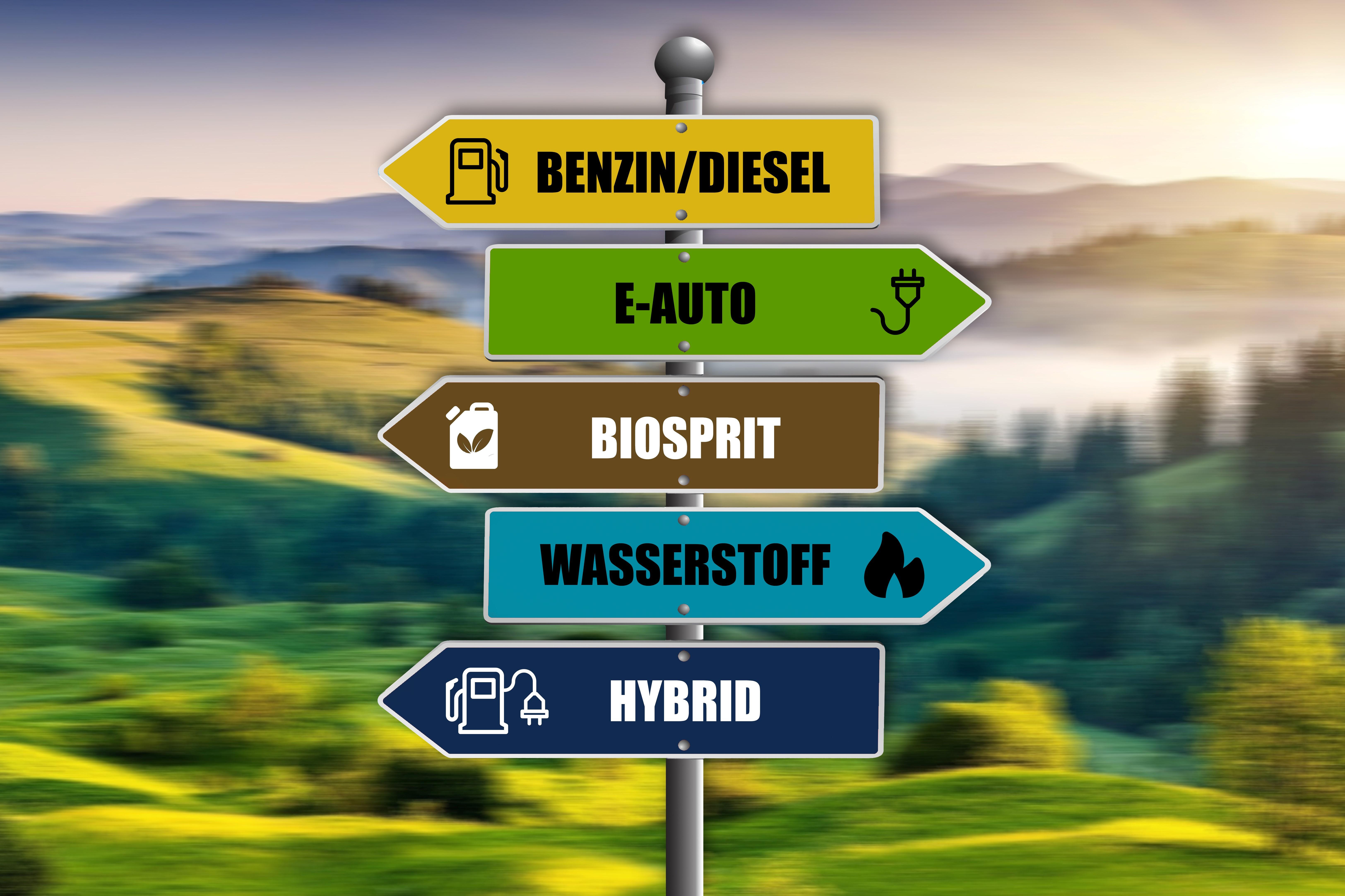 Was ist der PKW-Antrieb der Zukunft?