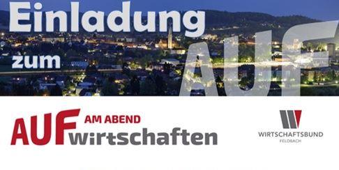 Aufwirtschaften am Abend, 7.5.2019 in Auersbach