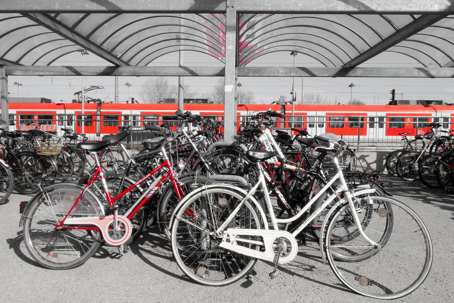 Multimodalität - klimafreundlich im Verkehr unterwegs