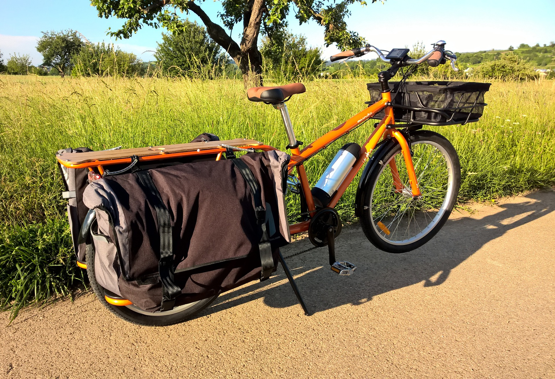 """Mobilitätsserie """"Rad im Alltag"""" – Das Lastenrad"""