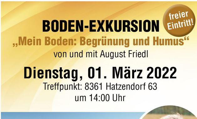 Boden Exkursion Hatzendorf