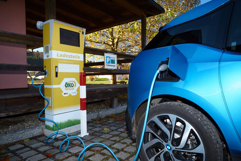 Elektroautos in Österreich