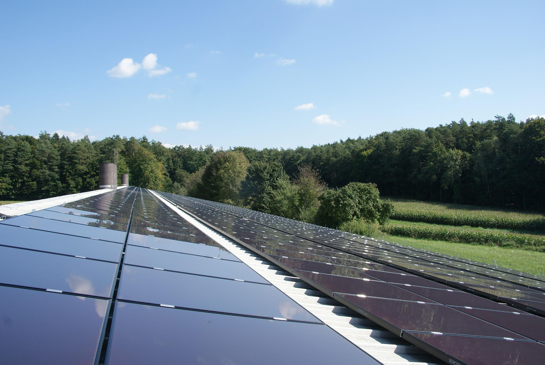 Pv Anlage Oder Thermische Solaranlage Lokale Energie Agentur