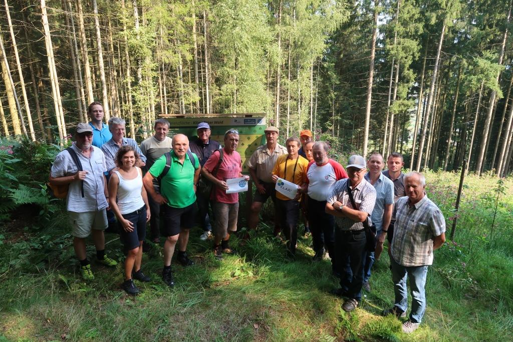 "Exkursion ""Klimafitter Wald"" ins Lavanttal"