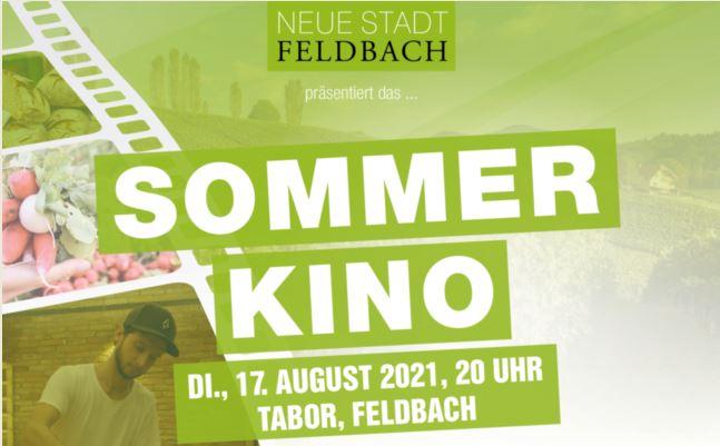 "Sommerkino Feldbach ""Anders essen"""
