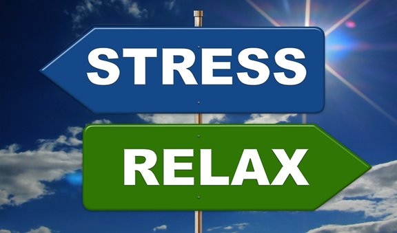 """""""Bewusst gesund"""": Stress reduzieren & Auslöser finden"""