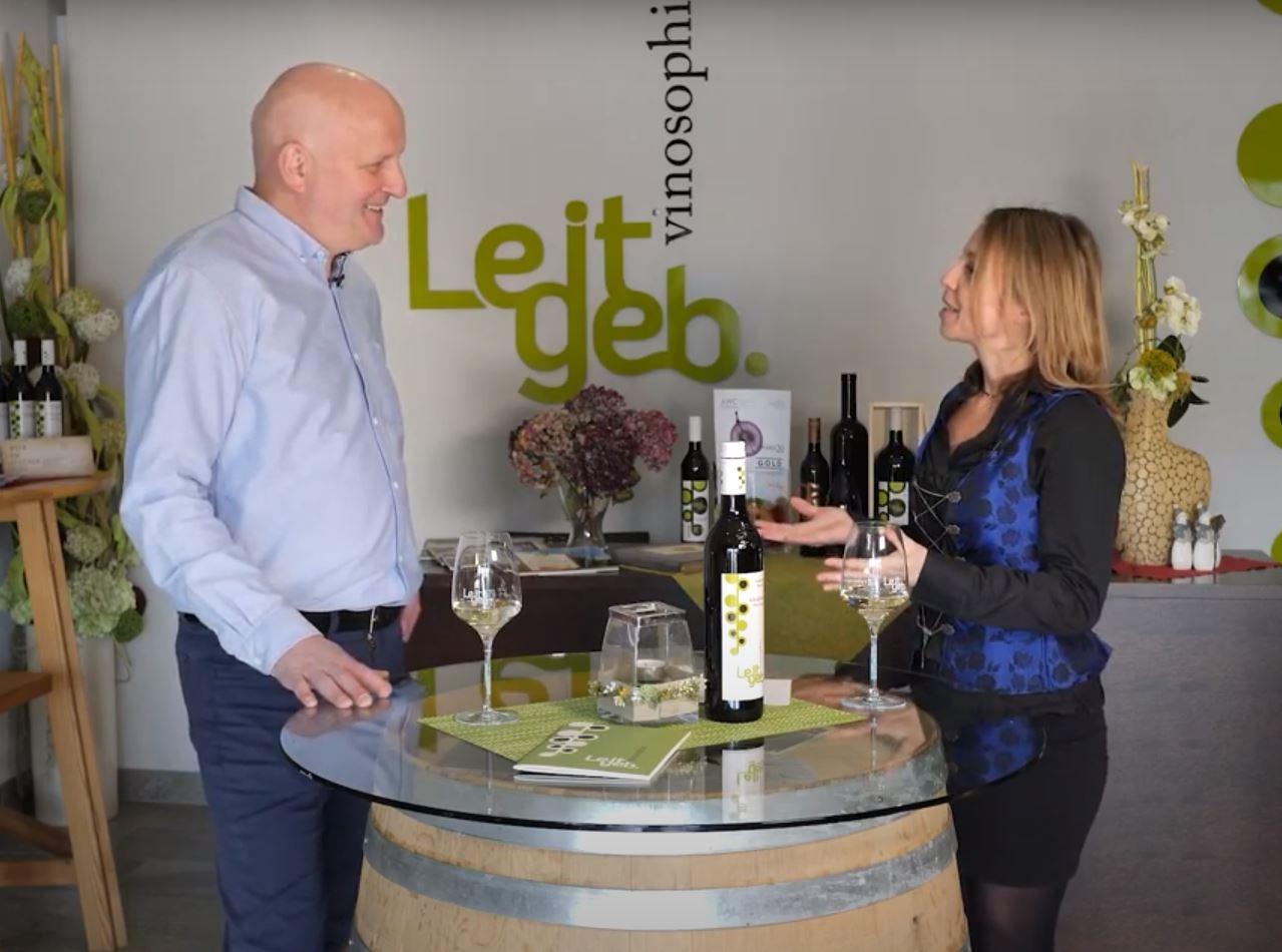 Voll Energie im Steirischen Vulkanland zu Gast beim Weingut Leitgeb in Trautmannsdorf