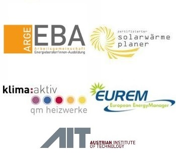 F-Kurs, Solarplaner, QM-Heizwerke, EUREM, AIT